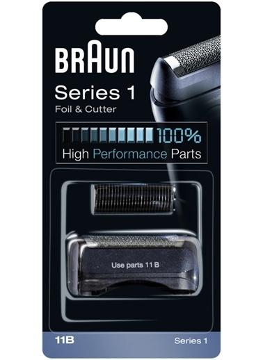 1 Serisi Yedek Başlığı ve Folyo Kesici 11B-Braun